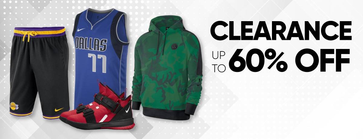 Diskon Blibli.com Promo NBA Clearance Up To 60% Off
