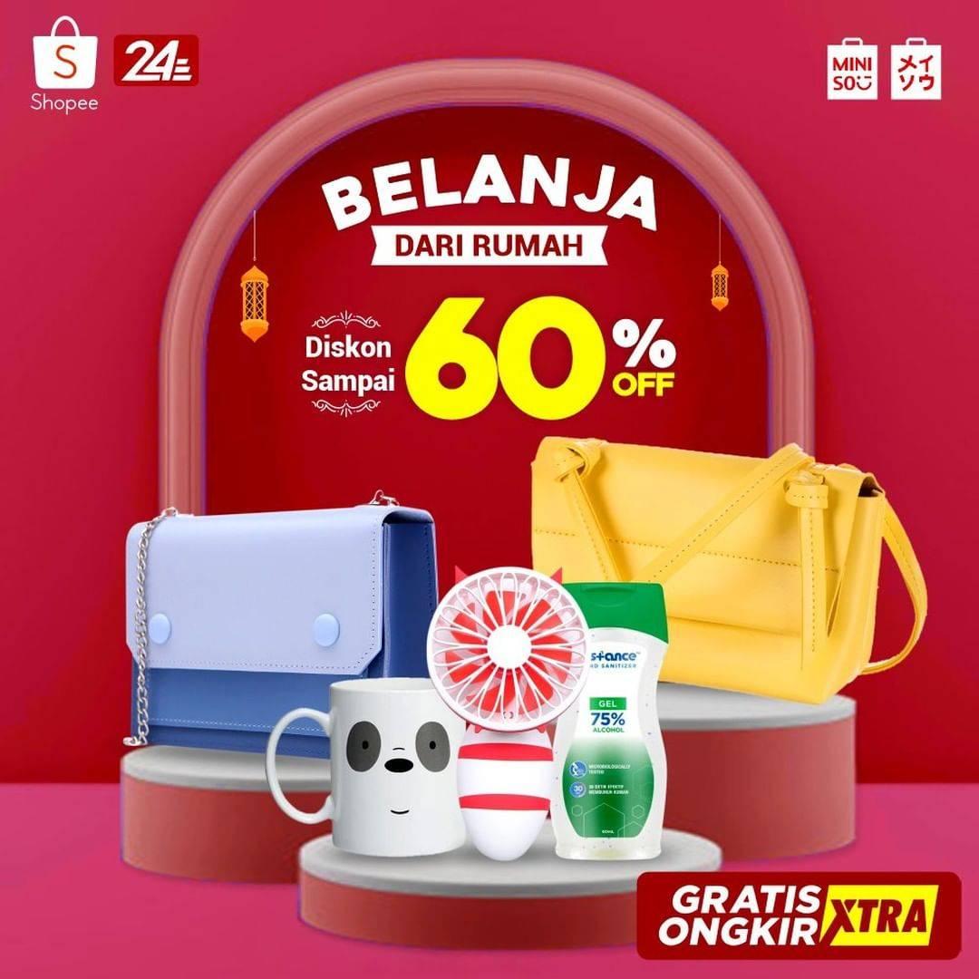 Diskon Miniso Promo Diskon Hingga 60% Untuk Produk - Produk Favorit Di Shopee