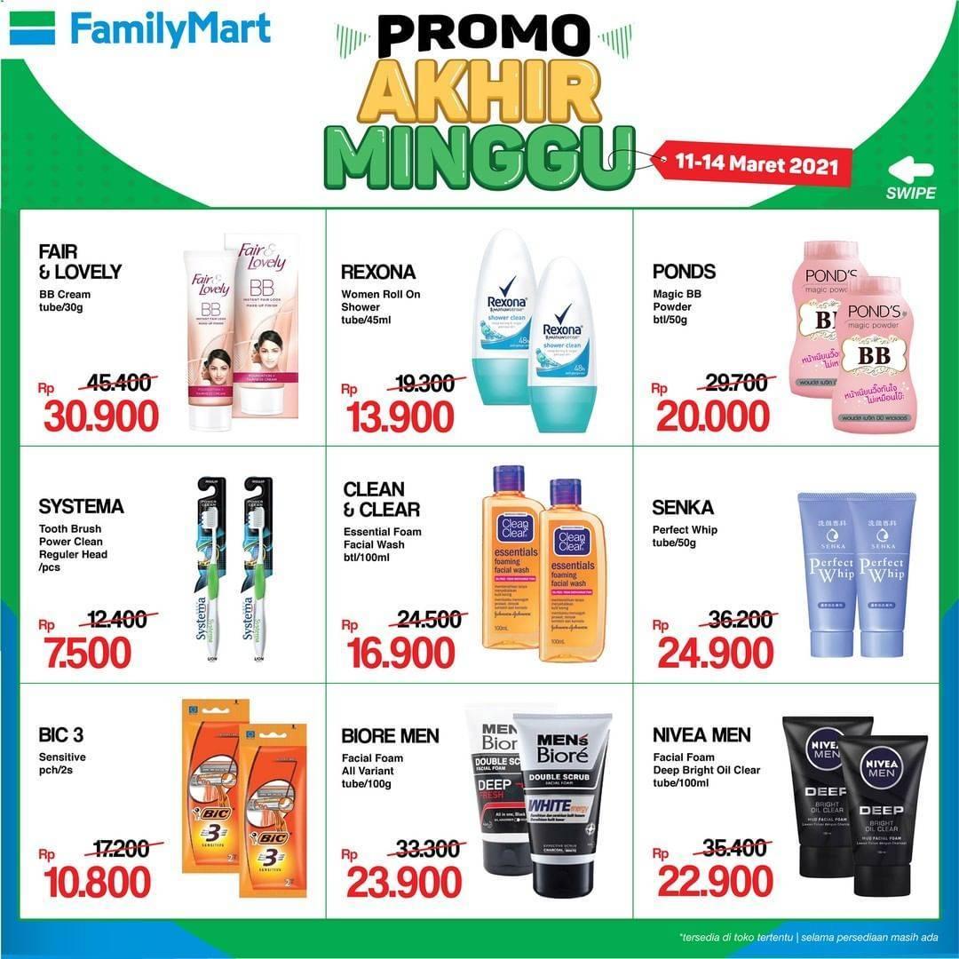 Promo diskon Katalog Promo FamilyMart JSM Periode 2 - 4 April 2021