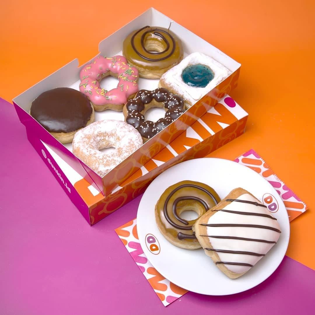 Diskon Dunkin Donuts Promo 18 Donuts Classic Hanya Rp. 100.000