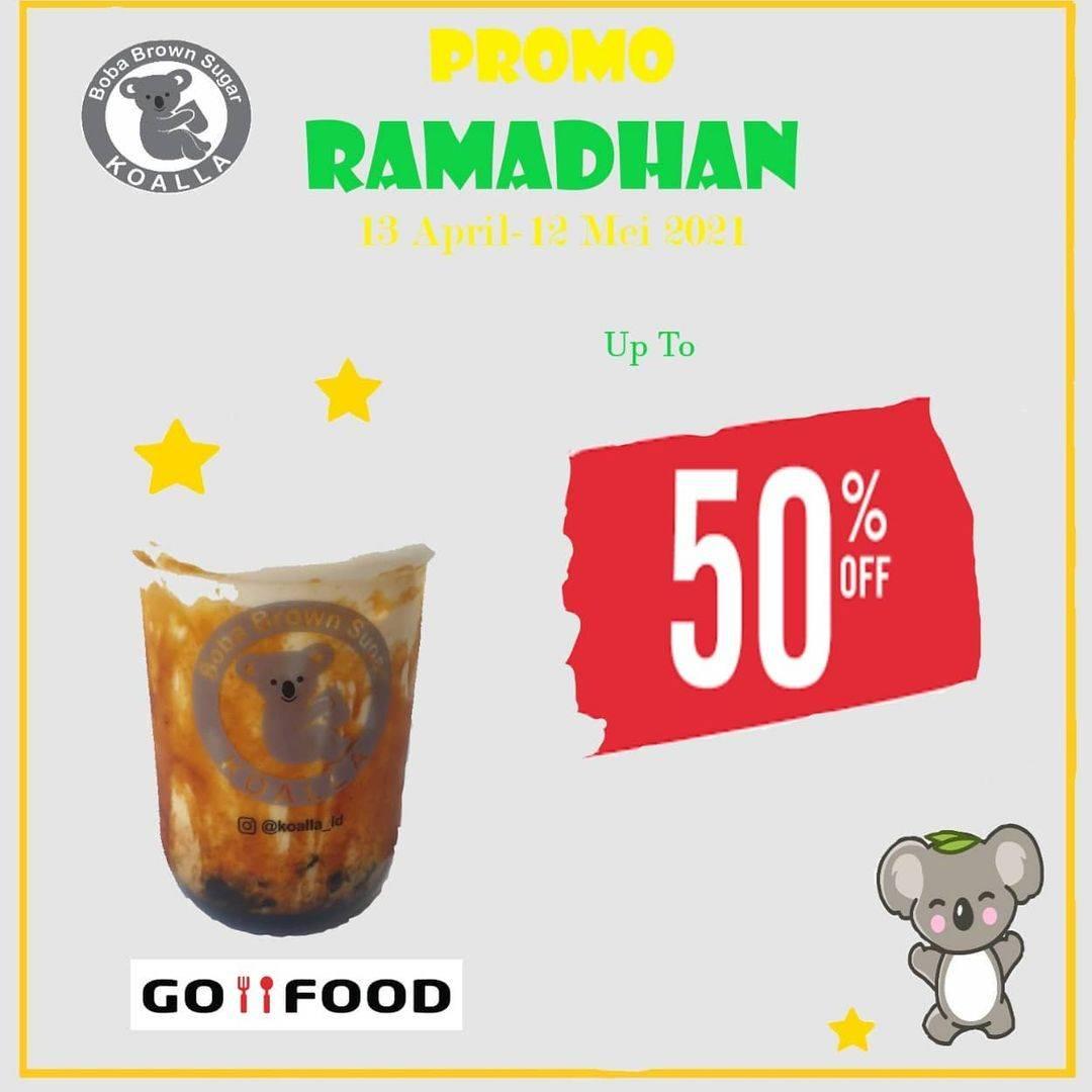 Diskon Koalla Promo Ramdhan Discount Up To 50% Off