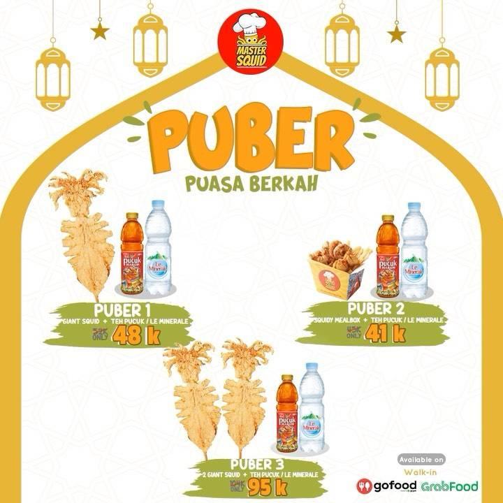 Diskon Mastersquid Promo Puasa Berkah Harga Mulai Dari Rp. 41.000