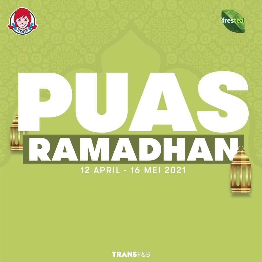 Diskon Wendys Promo Paket Puas Ramadhan