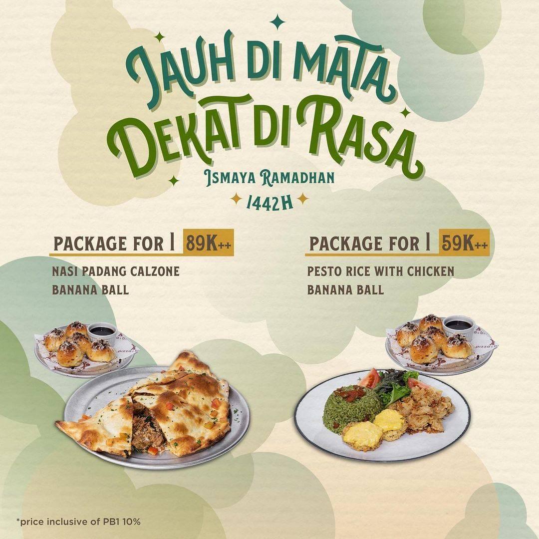 Promo diskon Pizza E Birra Promo Ramadhan Jauh Di Mata Dekat Di Rasa