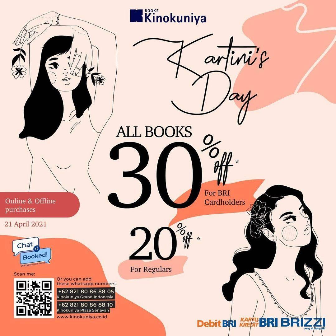 Diskon Kinokuya Discount 30% + 20% Off
