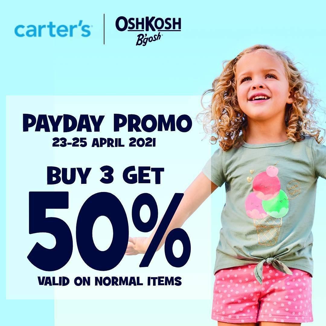 Diskon Kidz Station Buy 3 Get Discount 50% Off On Normal Items
