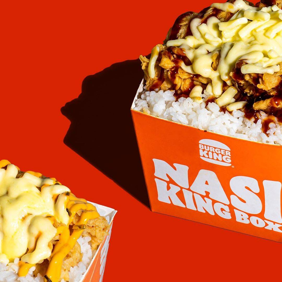 Diskon Burger King Promo Mozarella Crispy Chicken Jalapeno Cheese Hanya Rp. 18.812