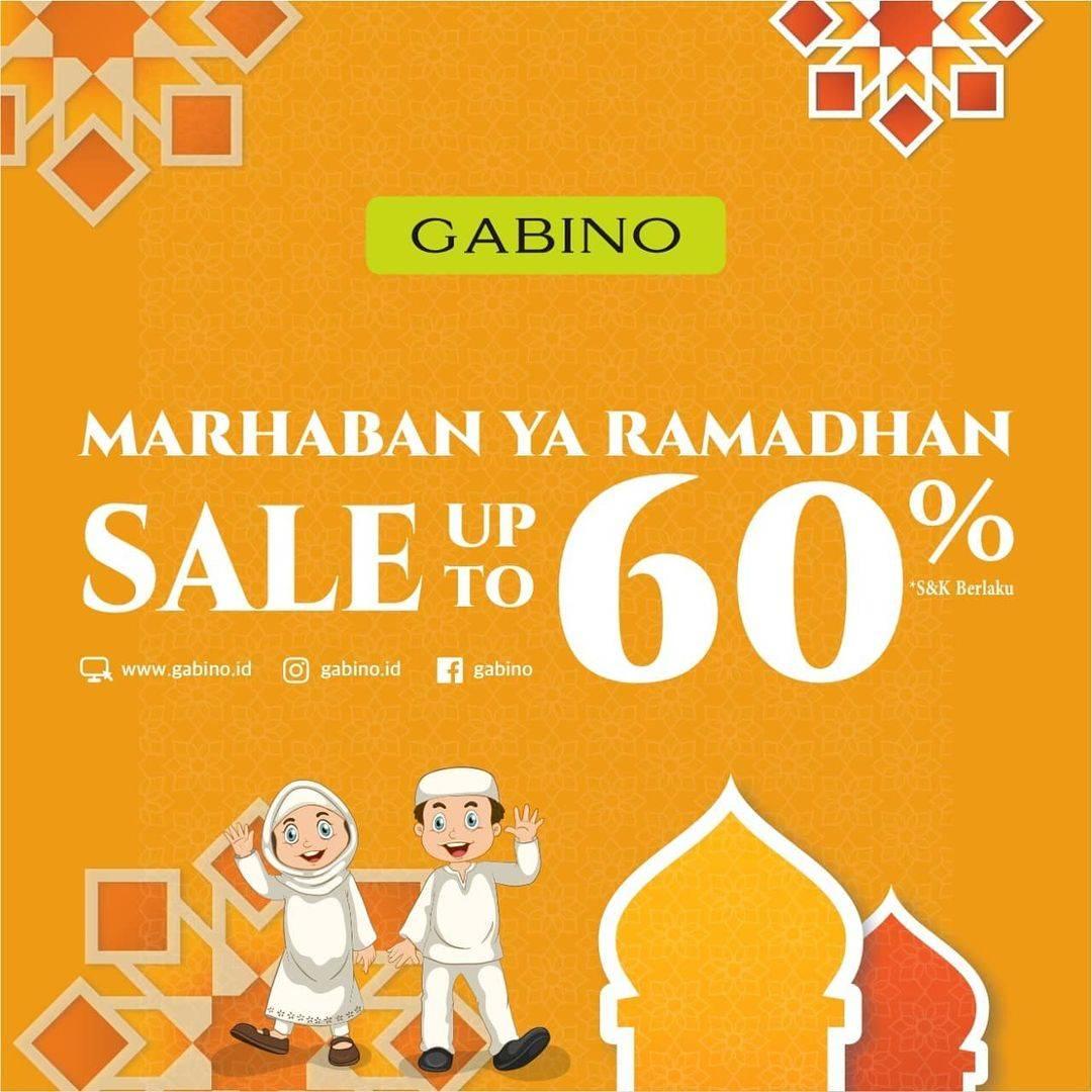 Diskon Gabino Sale Up To 60% Off