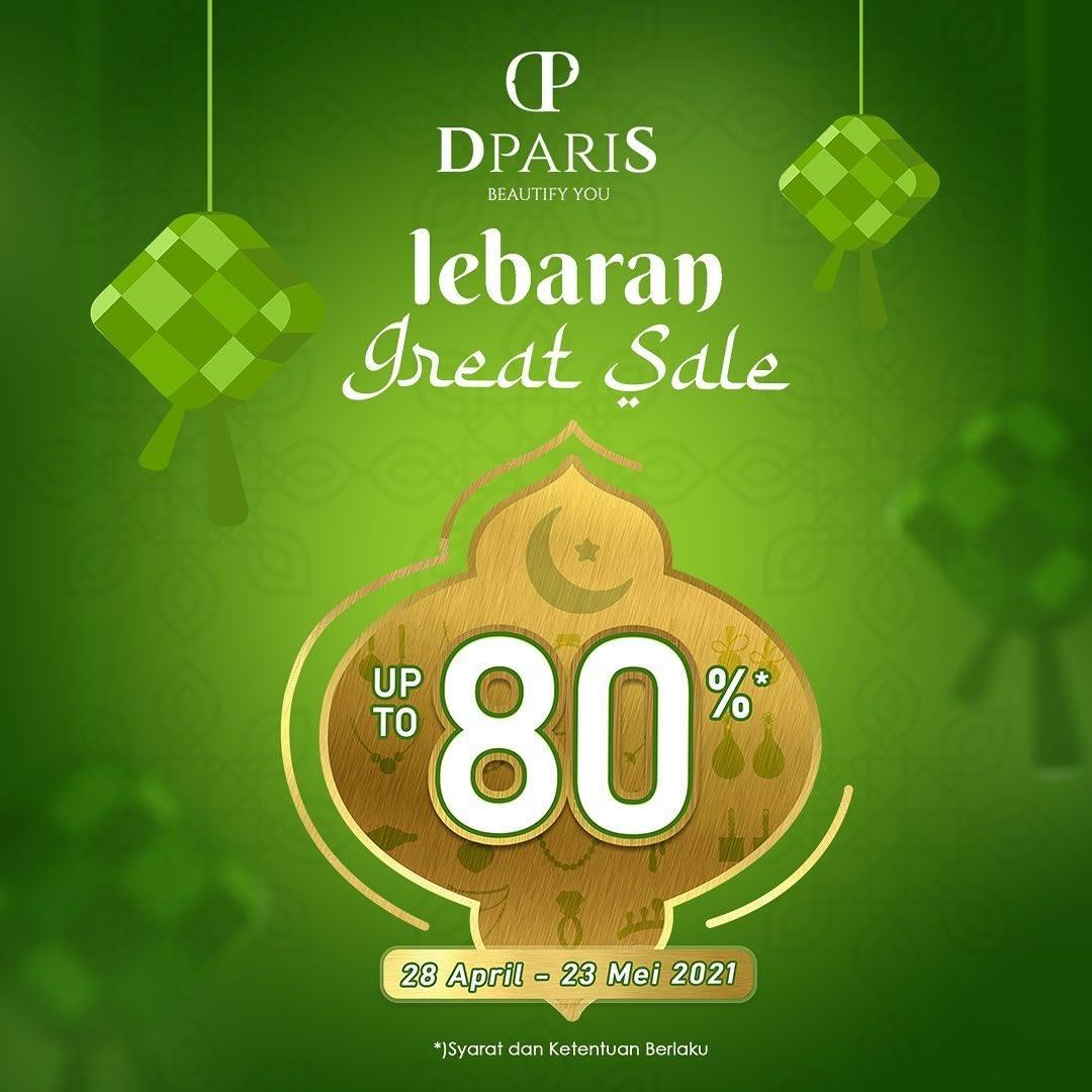 Diskon D'Paris Discount Up To 80% Off