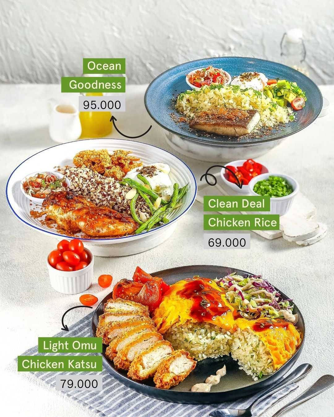 Promo diskon Beatrice Quarters Promo Healthy Eating Start From Rp. 25.000