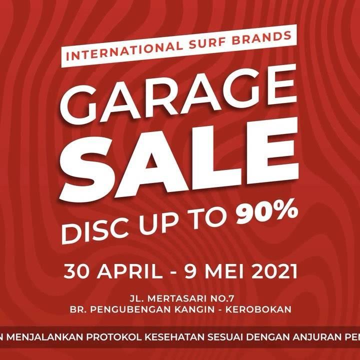 Diskon Planet Surf Garage Sale Discount 90% Off