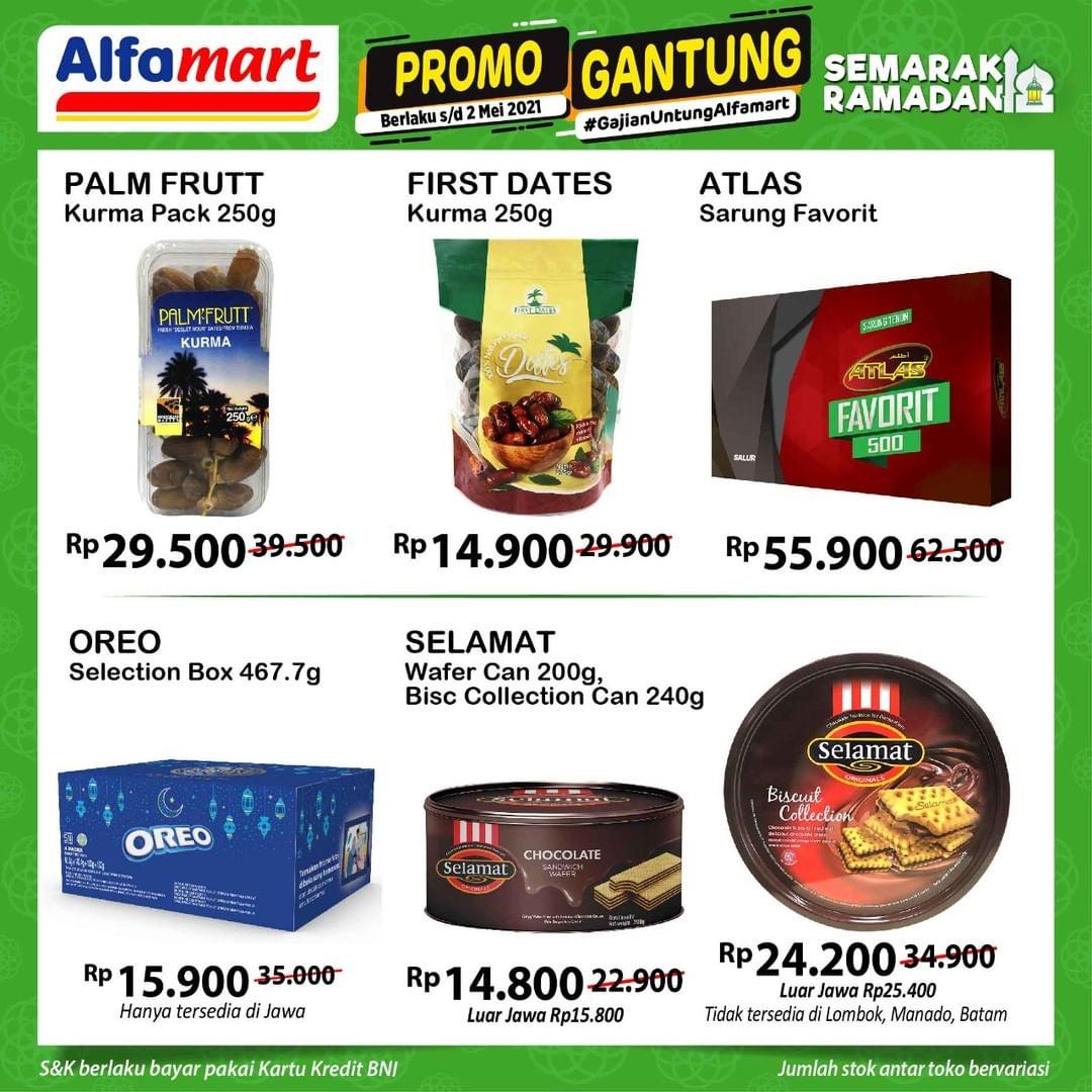 Promo diskon Katalog Promo Alfamart Promo Gantung Periode 26 April - 2 Mei 2021