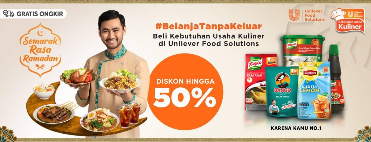 Diskon Blibli.com Promo UFS Spesial Ramadhan Dapatkan Diskon Hingga 50%