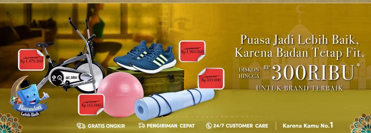 Diskon Blibli.com Promo Diskon Hingga Rp. 300.000 Untuk Produk Kesehatan Dari Brand Terbaik