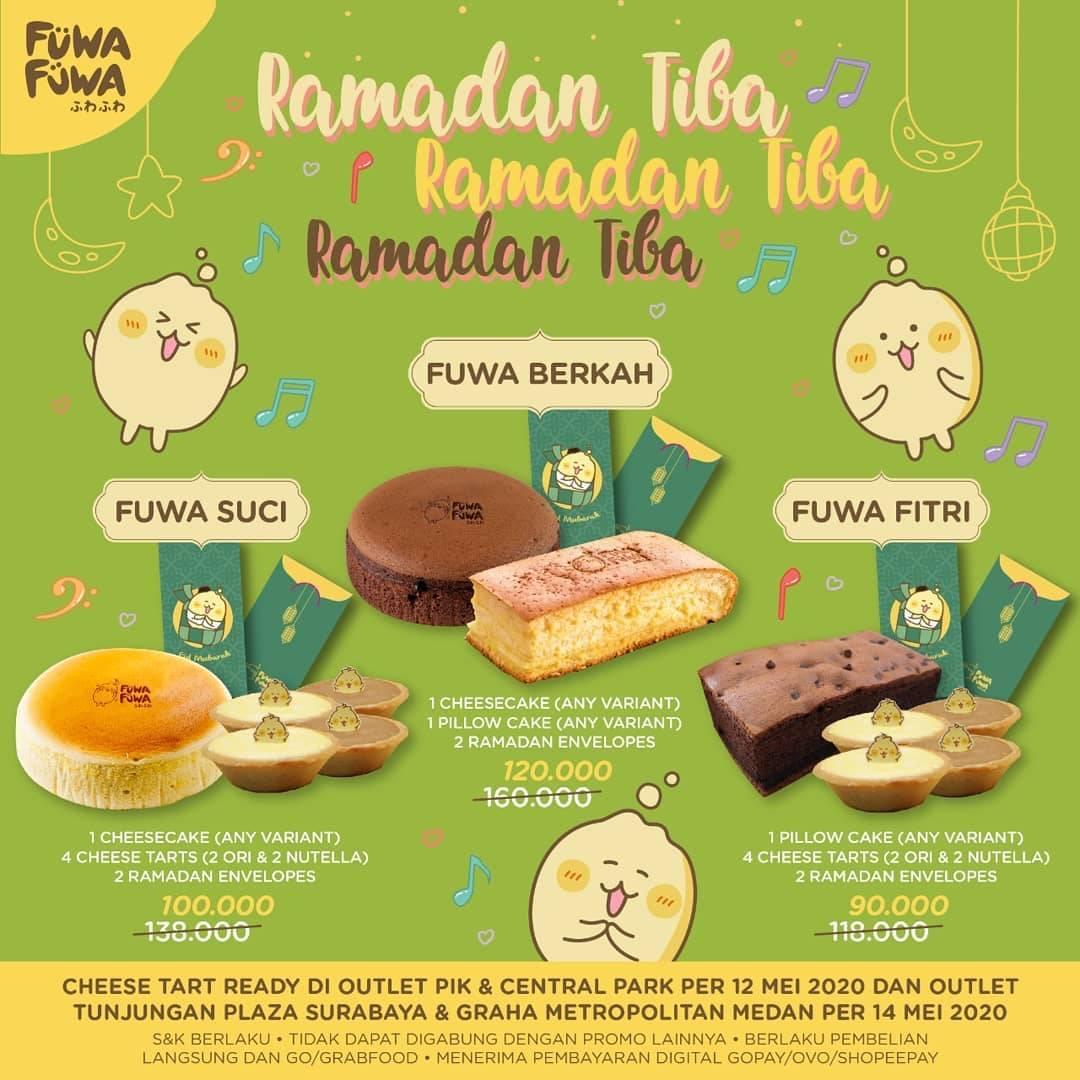 Diskon Fuwa-Fuwa Promo Paket Spesial Ramadan Dengan Harga Mulai Dari Rp. 90.000
