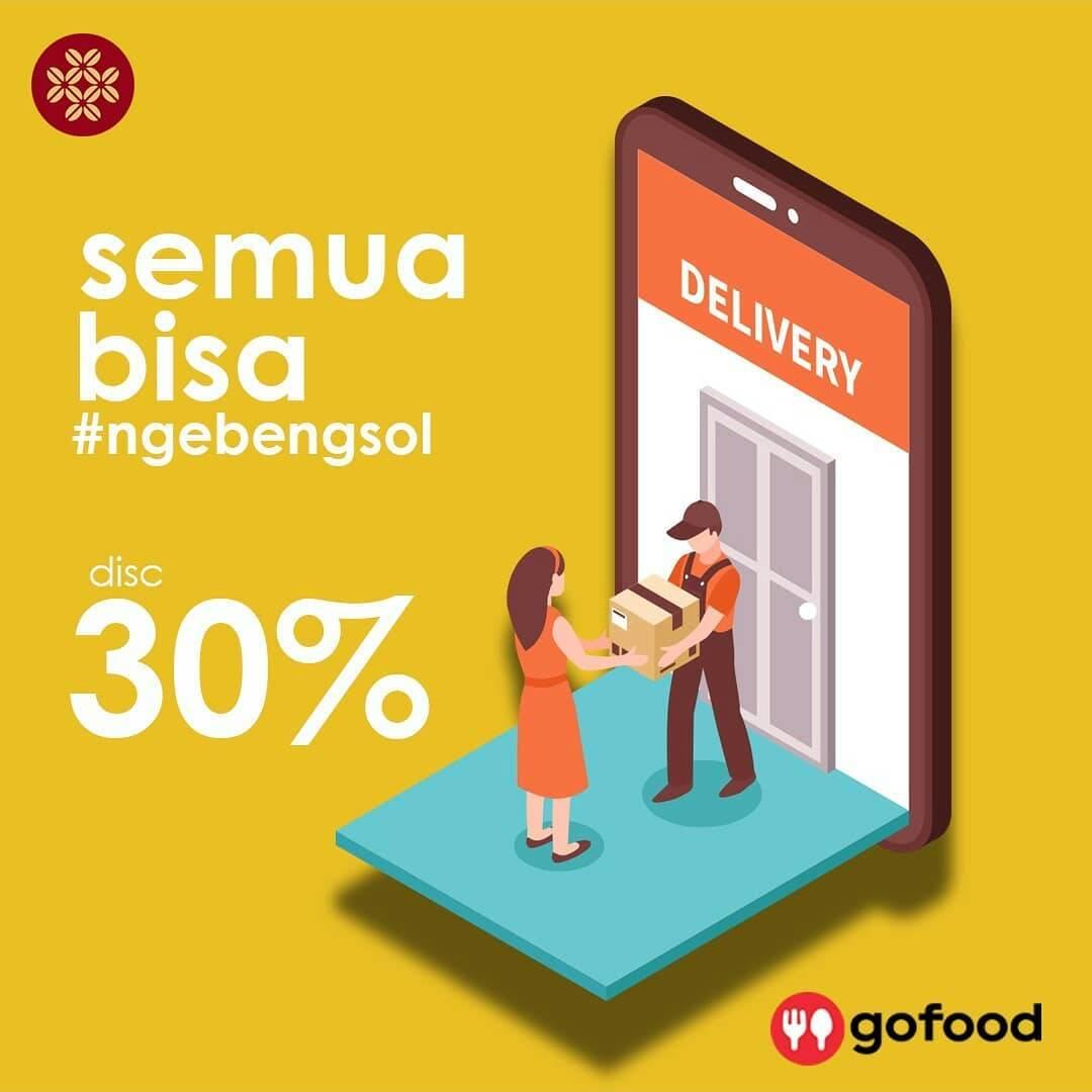 Diskon Bengawan Solo Diskon 30% Untuk Pemesanan Melalui GoFood