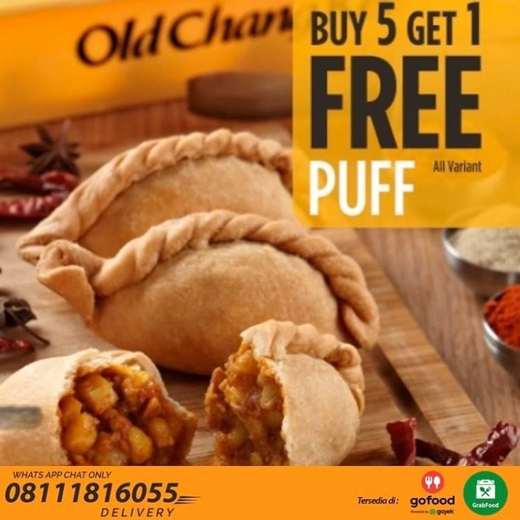 Diskon Old Chang Kee Promo Beli 5 Gratis 1 Untuk Semua Varian Snack