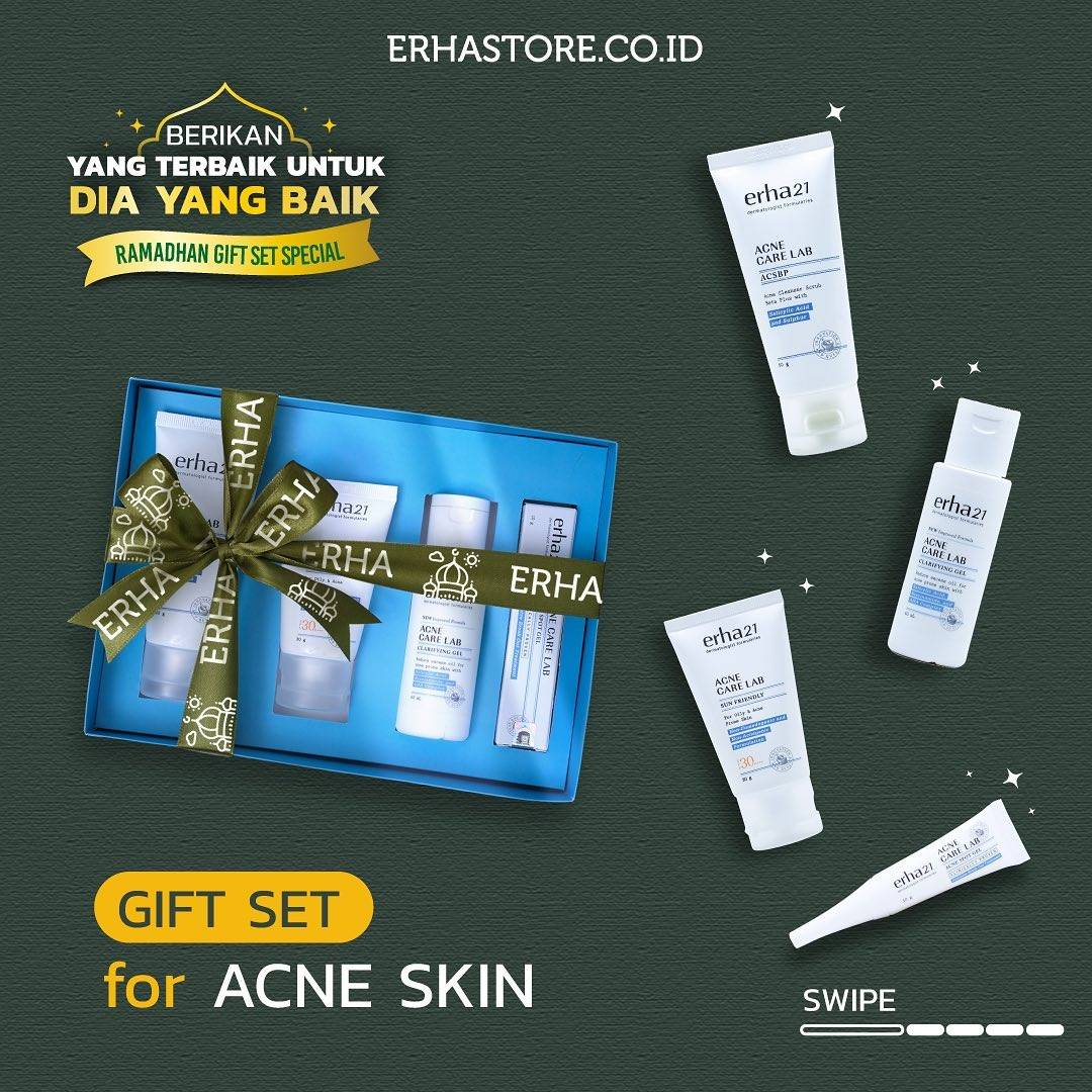 Diskon Erha Promo Discount Up To 10% Off Of Ramadhan Gift Set Special + Free Delivery