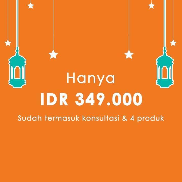Diskon Erha Promo Produk & Konsultasi Spesial Lebaran Dengan Harga Mulai Dari Rp. 349.000