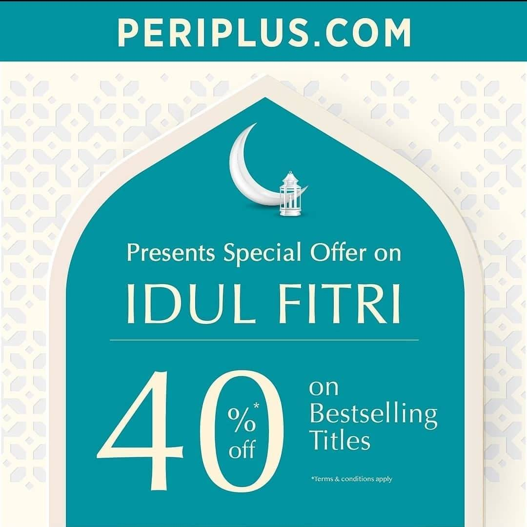 Diskon Periplus Discount 40% Off On Bestselling Titles