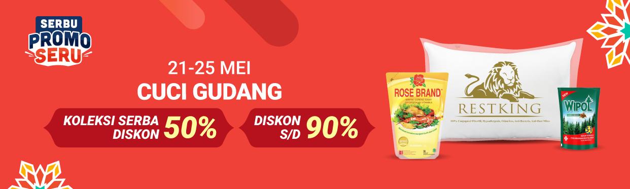 Diskon Shopee Promo Belanja Kebutuhan Harian Dan Dapatkan Diskon Hingga 90%!