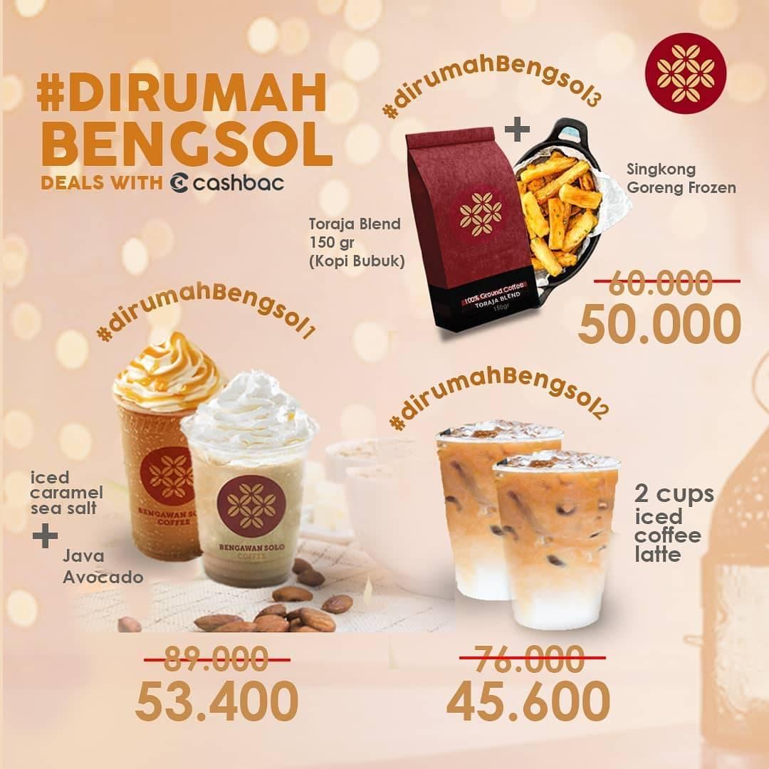 Diskon Bengawan Solo Promo Di Rumah Bengsol Deals With Cashbac
