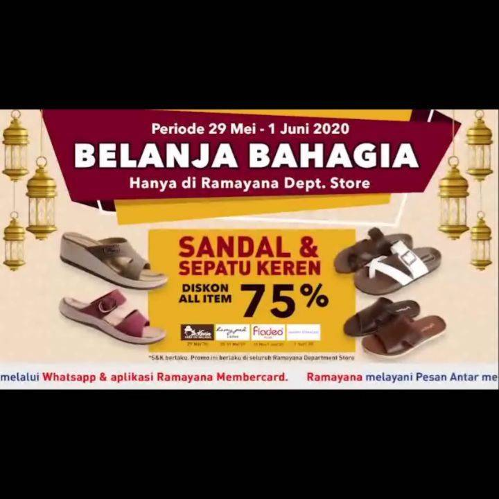 Diskon Ramayana Department Store Promo Belanja Bahagia