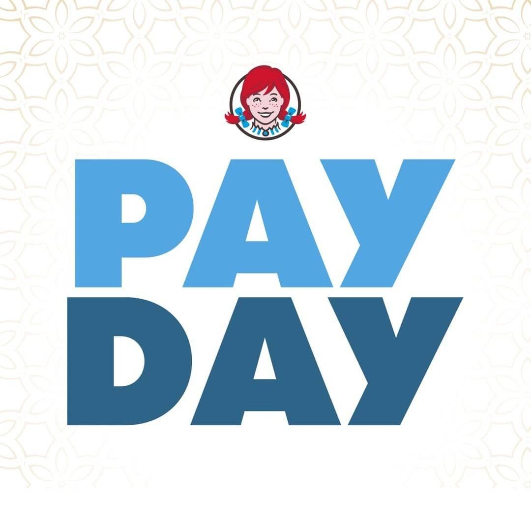 Diskon Wendys Promo Paket Payday