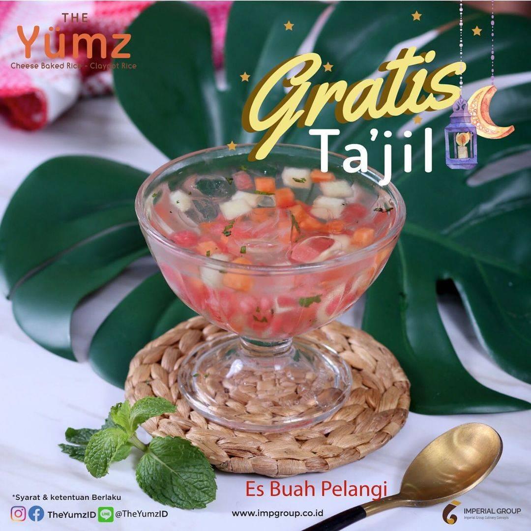 Diskon The Yumz Free Takjil