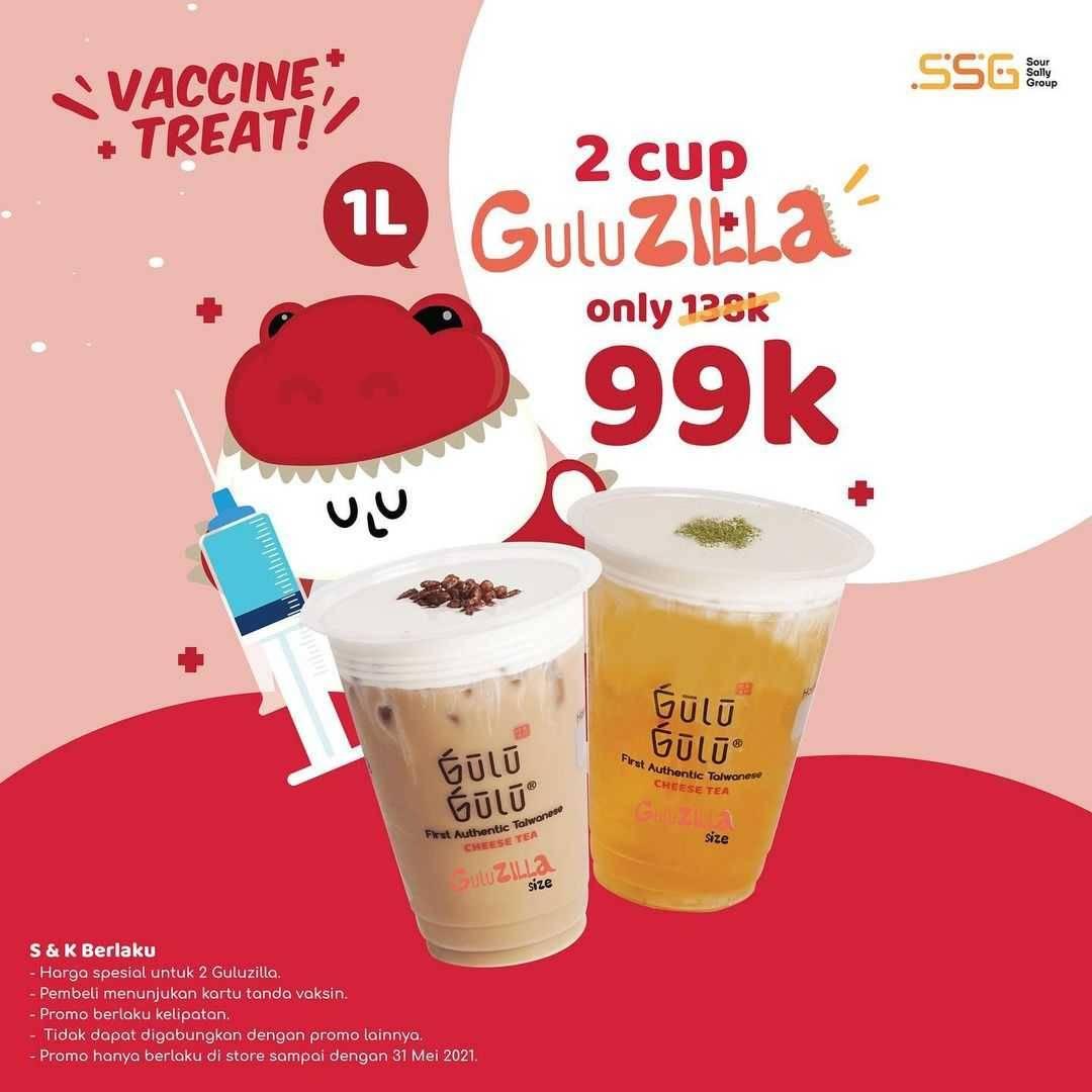 Promo diskon Gulu Gulu Vaccine Treat Buy 1 Get 1 Free