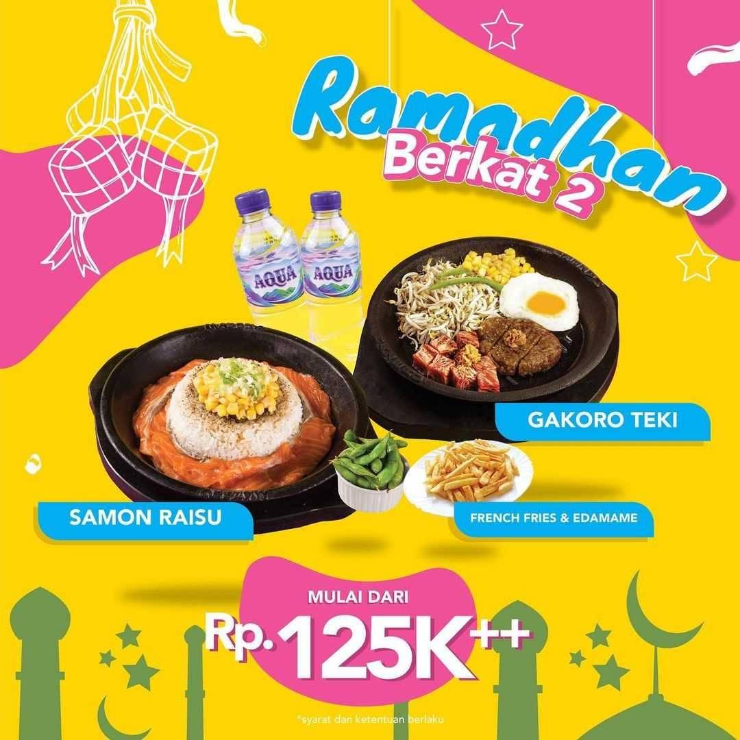 Promo diskon Mazeru Promo Paket Ramadhan Berkat Mulai Dari Rp. 99.000++