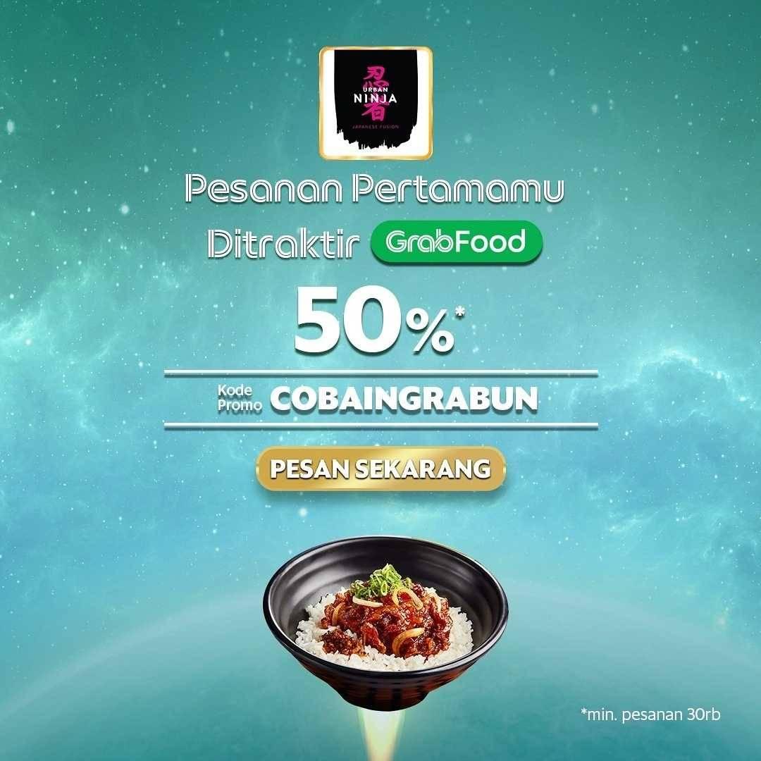 Promo diskon Richeese Factory Diskon 50% Dengan GrabFood