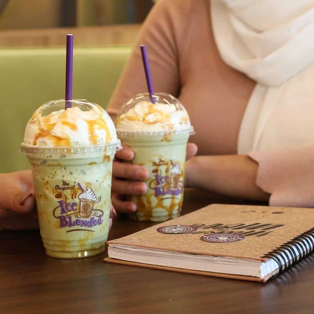 Diskon The Coffee Bean & Tea Leaf Diskon 50% Minuman Dengan Kartu Kredit Bank Mega