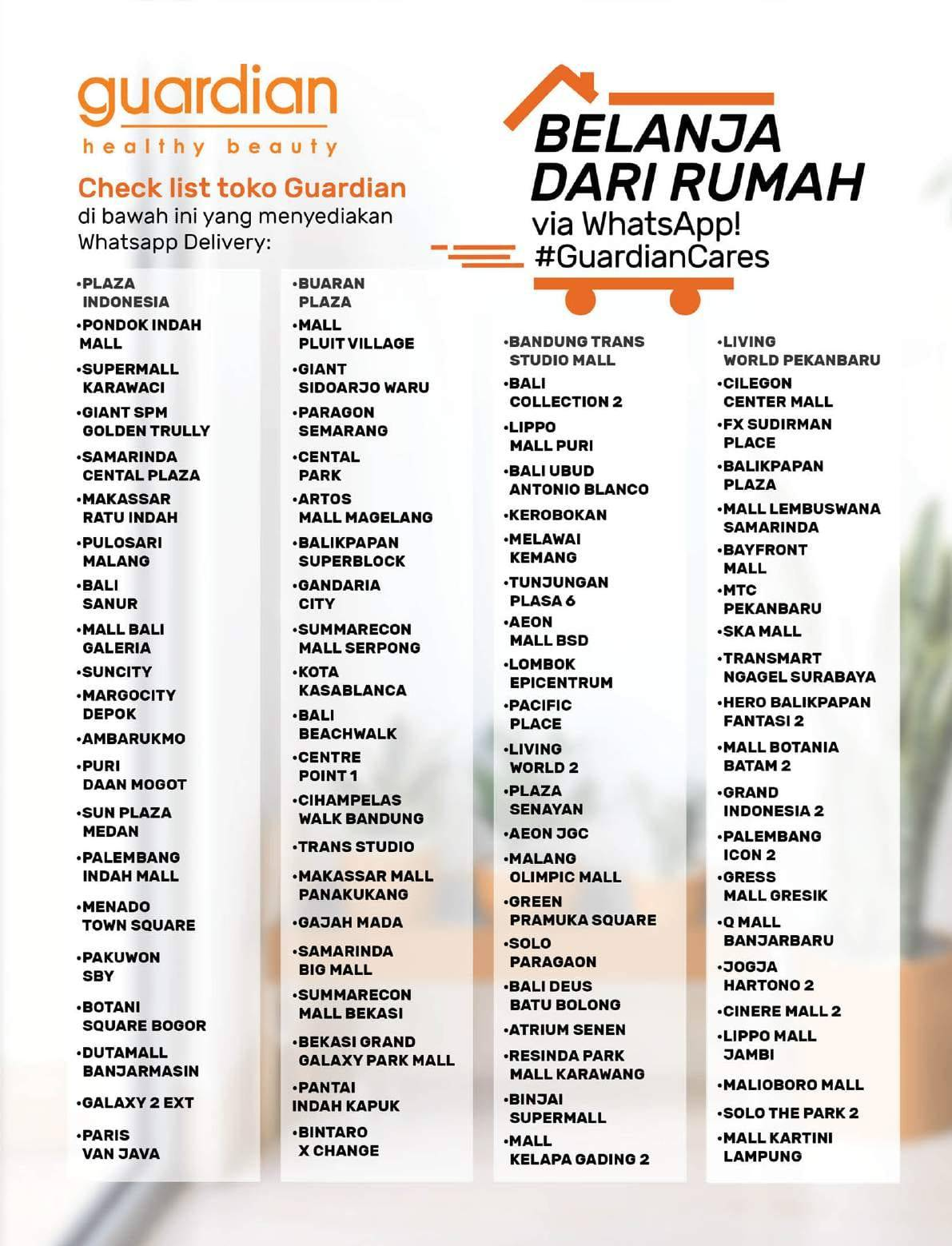 Promo diskon Katalog Promo Guardian Periode Hingga 24 Juni 2020