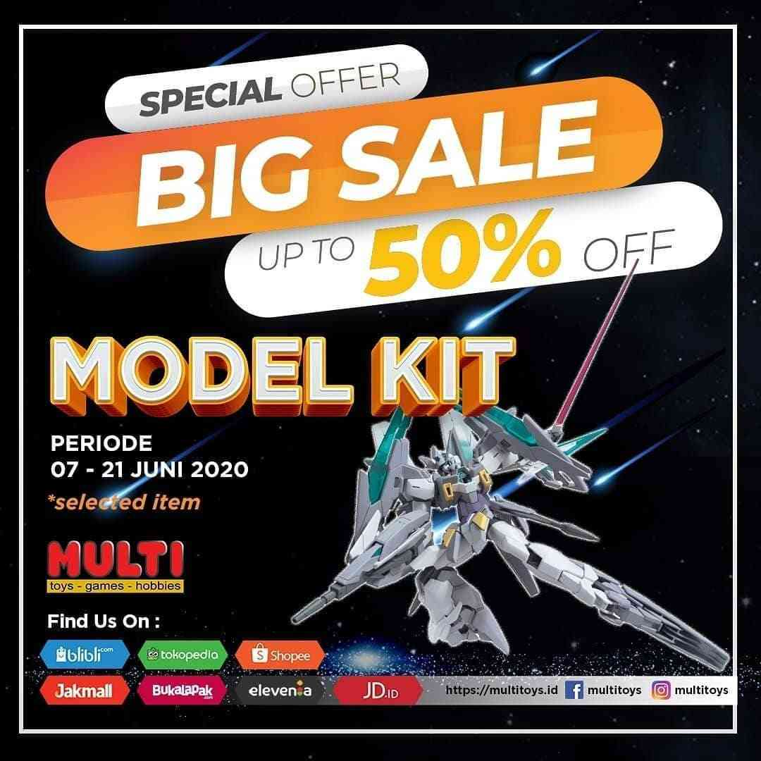 Diskon Promo Multi Toys Special Offer Big Sale Up To 50% Off