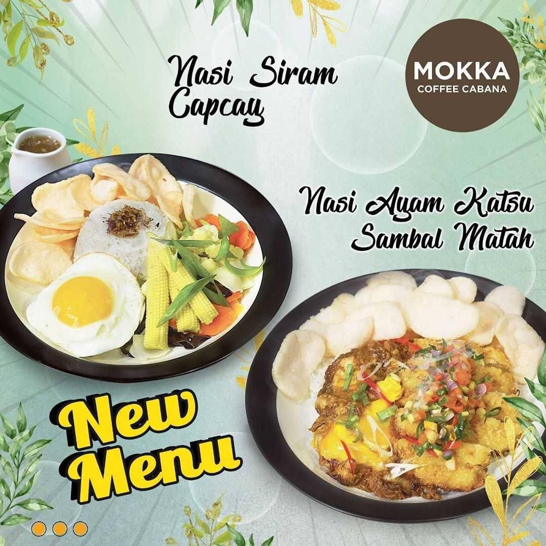 Promo diskon Promo Mokka Coffee Cabana Cheapalicious Meals Only For Rp. 35.000