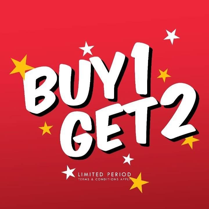 Diskon Promo Tracce Diskon Hingga 70% & Buy 1 Get 1 Free Untuk Item Favorit