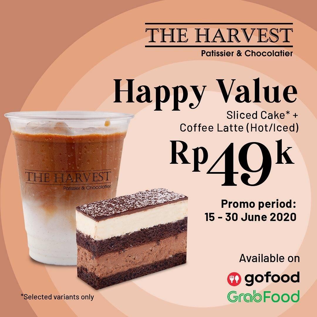 Diskon Promo The Harvest Harga Spesial Paket Happy Value Hanya Rp. 49.000