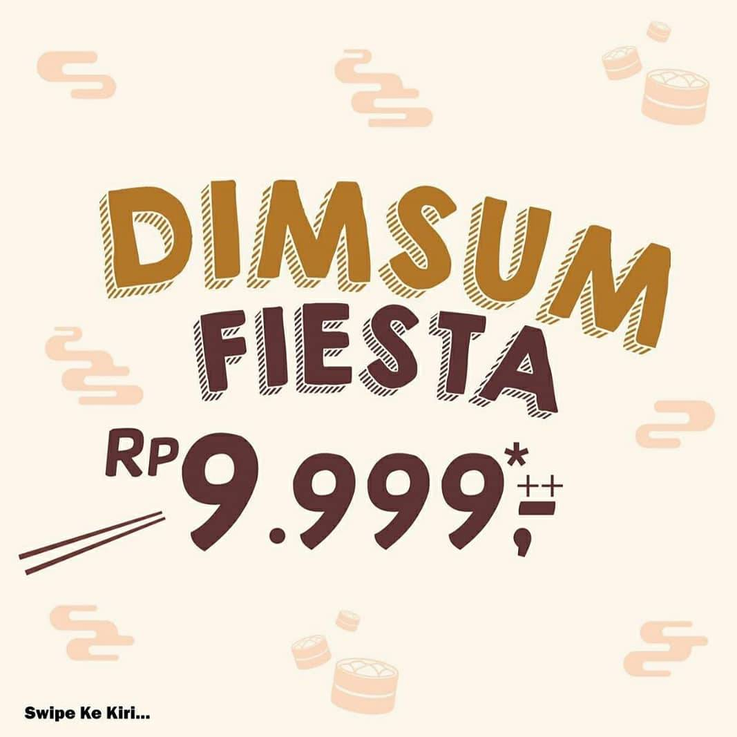 Diskon Promo Imperial Kitchen & DImsum Menu Dimsum Fiesta Hanya Rp. 9.999