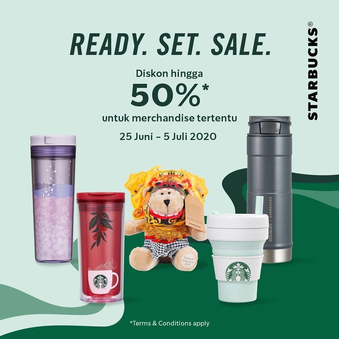 Diskon Promo Starbucks Diskon Hingga 50% Untuk Marchandise Favorit