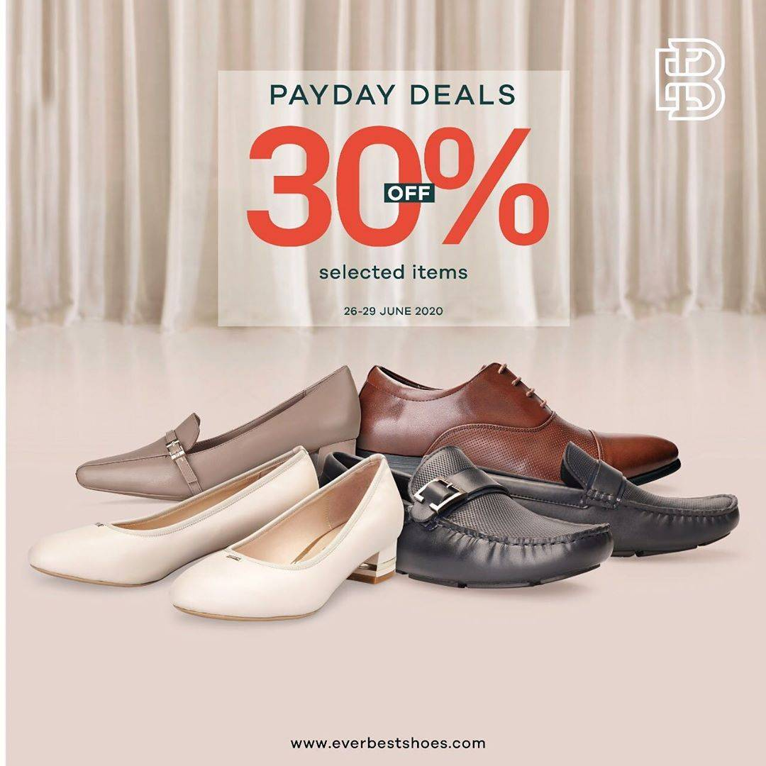 Diskon Promo Everbest PayDay Deals 30% Off For Selected Items