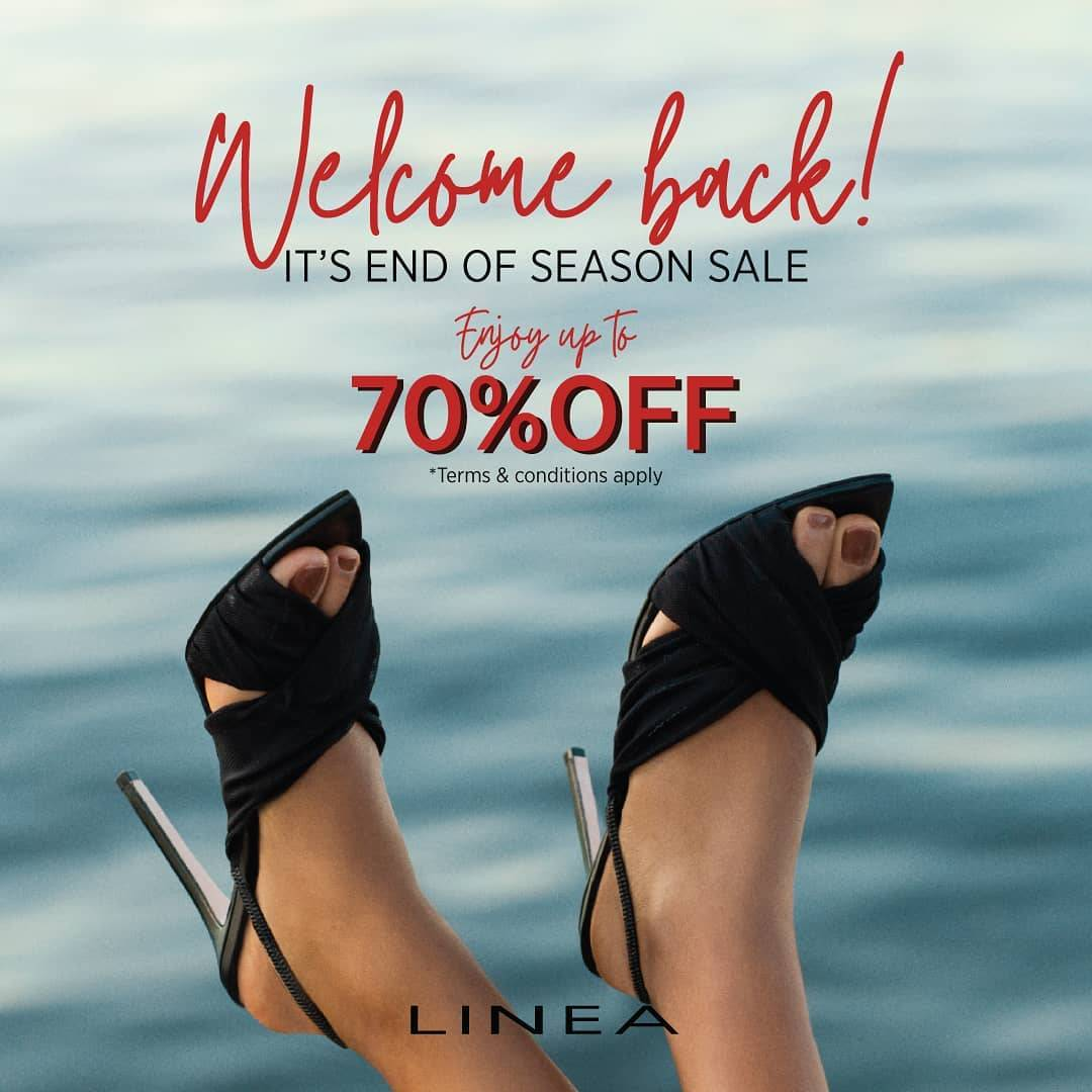 Diskon Promo Linea Sale Up To 70% Off