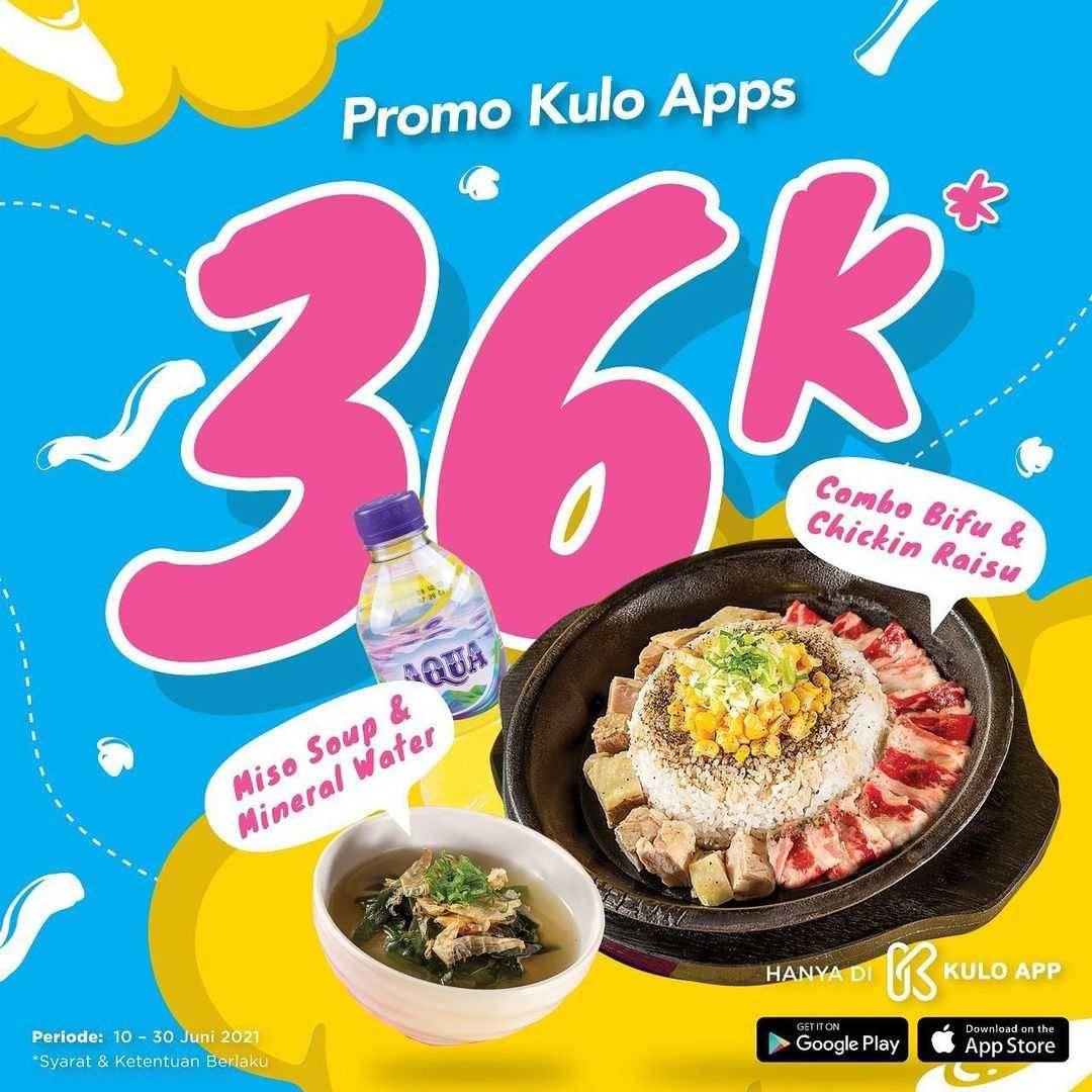 Diskon Mazeru Promo Combo Zeru Hanya Rp. 36.000 Di Kulo Apps