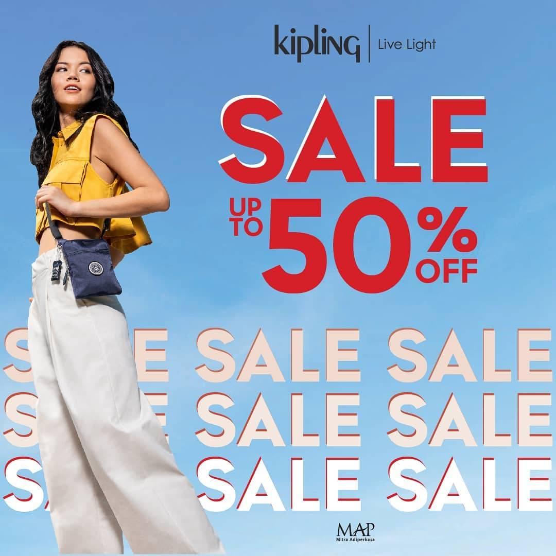 Diskon Kipling End Of Season Sale Up To 50% Off