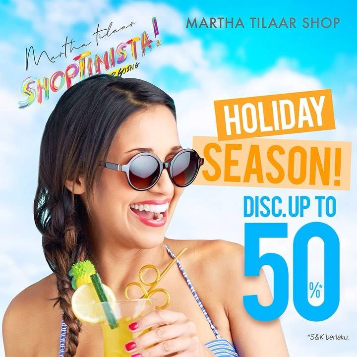 Diskon Martha Tilaar Discount Up To 50% Off