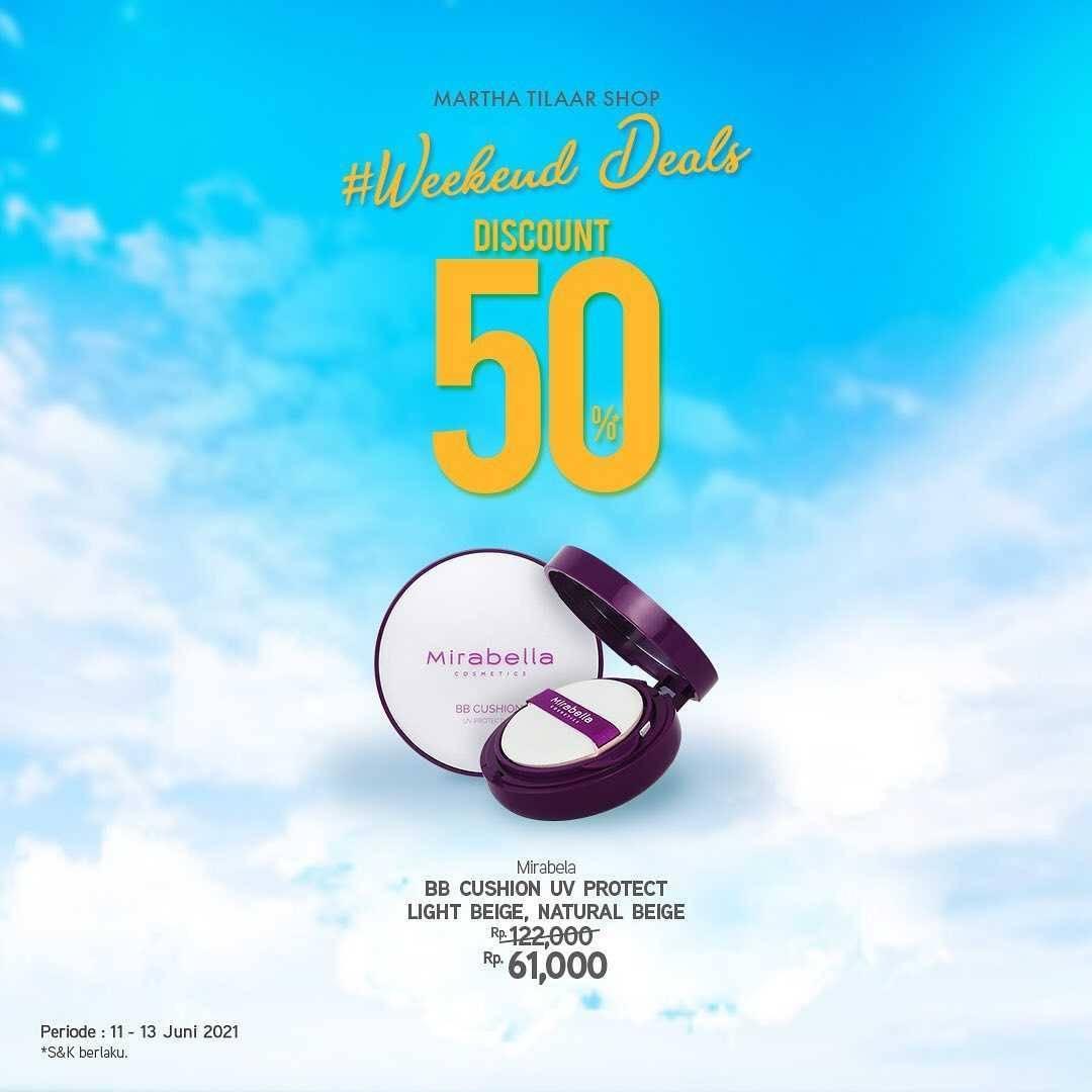 Promo diskon Martha Tilaar Discount Up To 50% Off