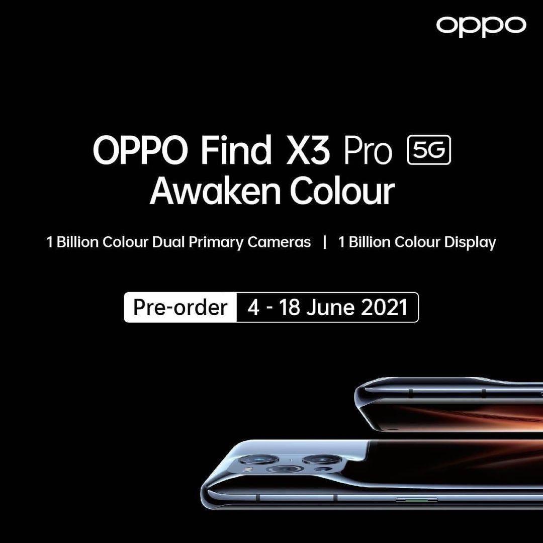 Diskon Oppo Kota Kasablanka Buy OPPO Find X3 Pro 5G Get Free Gift