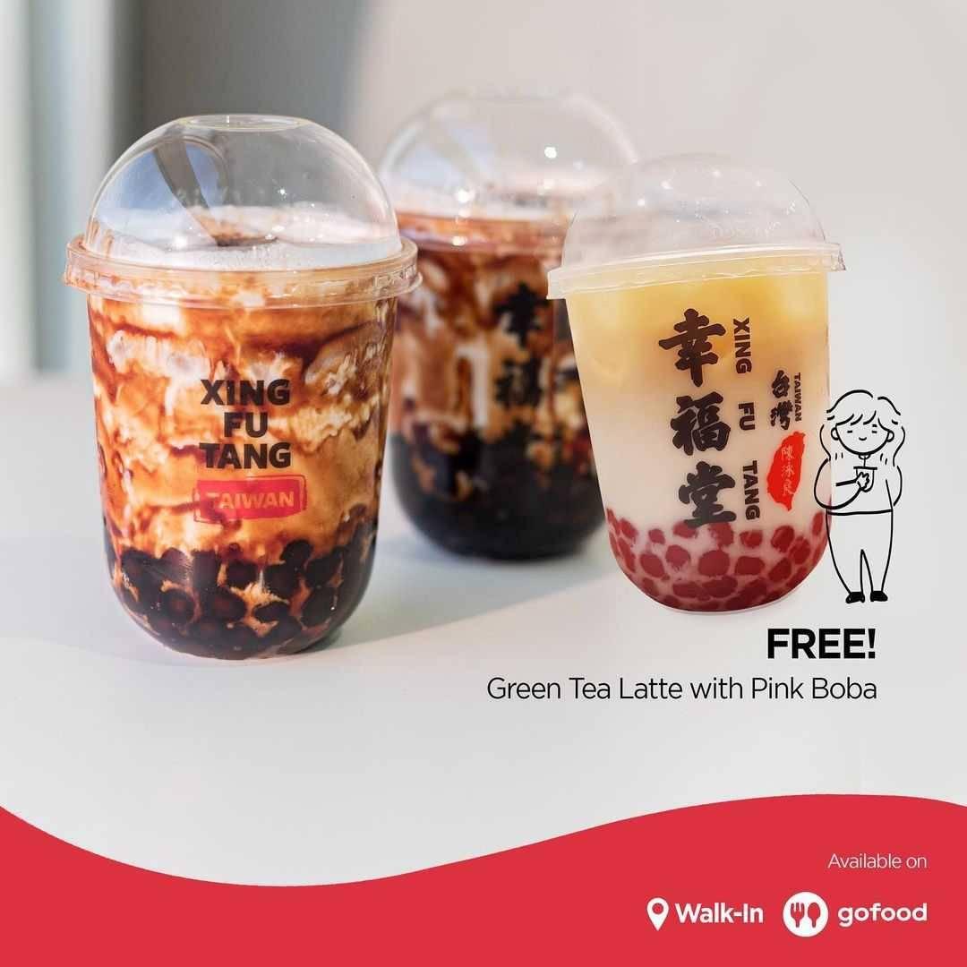 Promo diskon Xing Fu Tang Buy 2 Get 1 Free Dengan GoFood