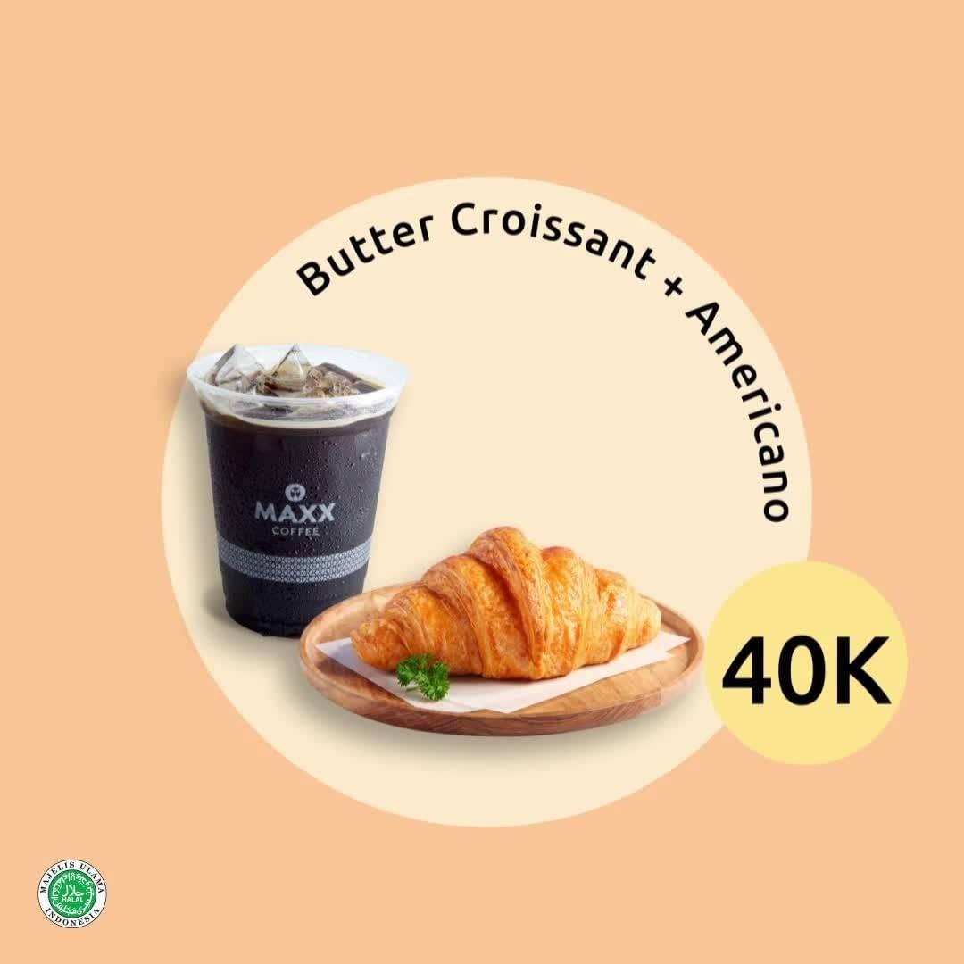 Diskon Maxx Coffee Promo Breakfast Package Mulai Dari Rp. 40.000