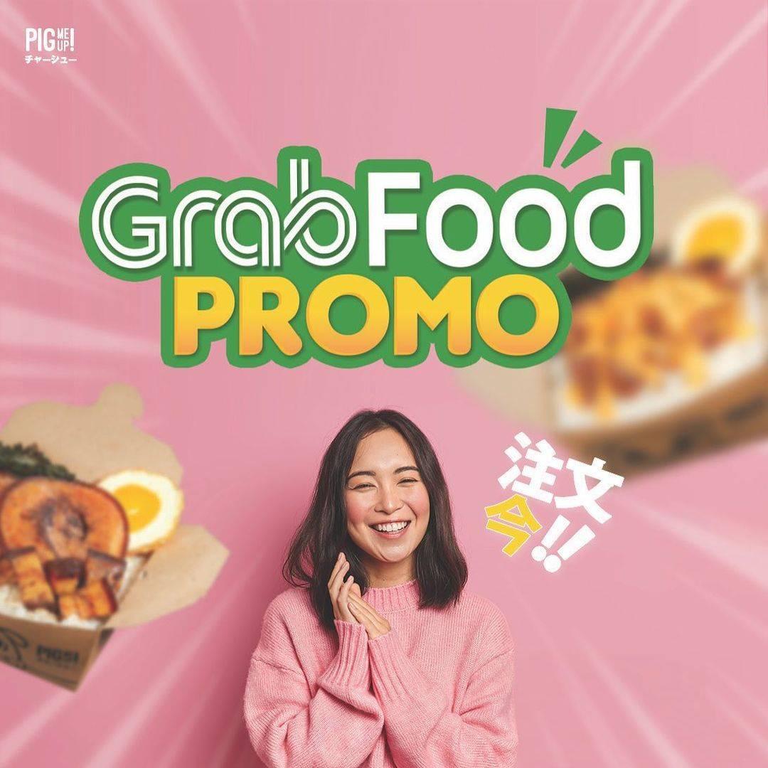 Diskon Pig Me Up Promo GrabFood